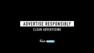 Clean Advertising