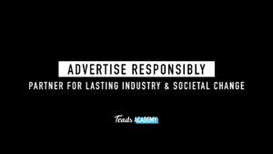 Partner for lasting industry & societal change